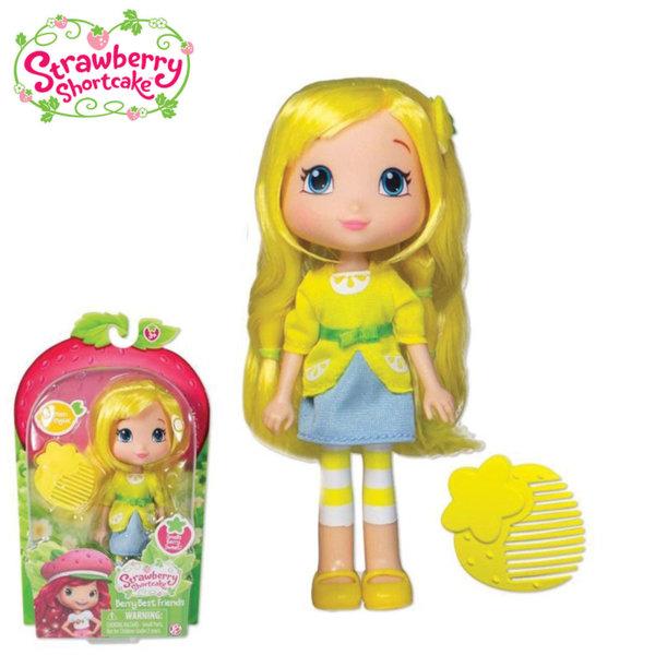 Strawberry Shortcake - Кукла Ягодов сладкиш Лимон с гребен 12235