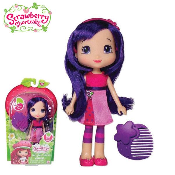 Strawberry Shortcake - Кукла Ягодов сладкиш Череша с гребен 12235