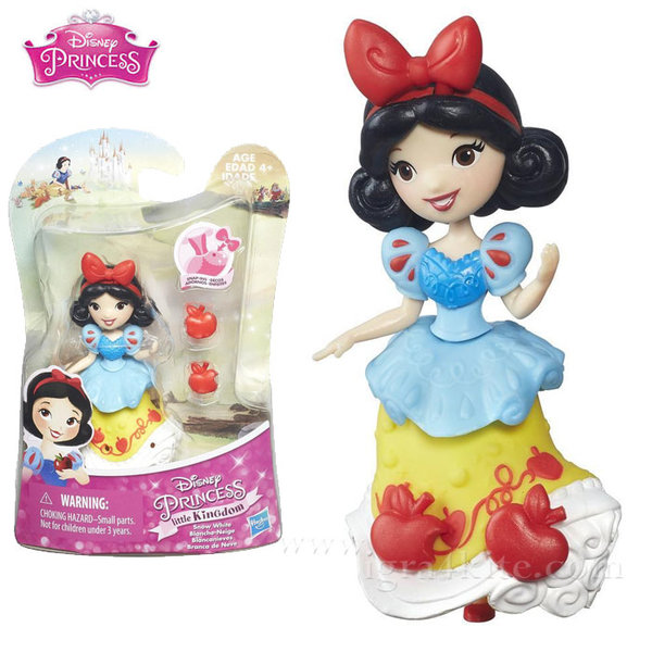 Disney Princess - Мини кукла Снежанка b5321