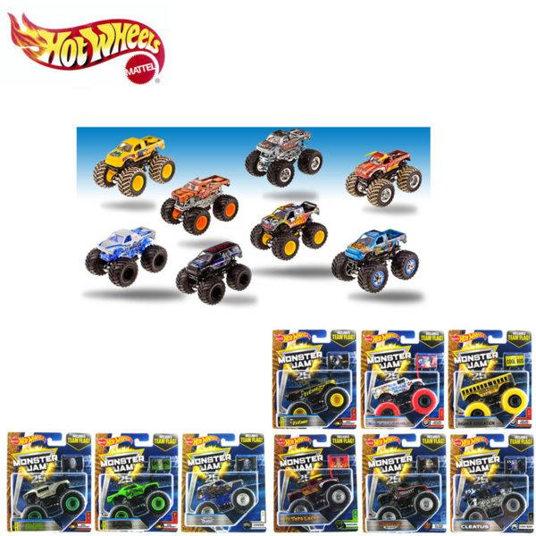 Hot Wheels - Колички Monster Jam асортимент 21572