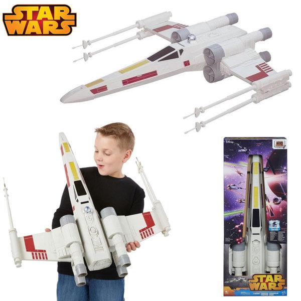 Hasbro Star Wars - Междузвездни войни Изстребител X-Wing Fighter a8798