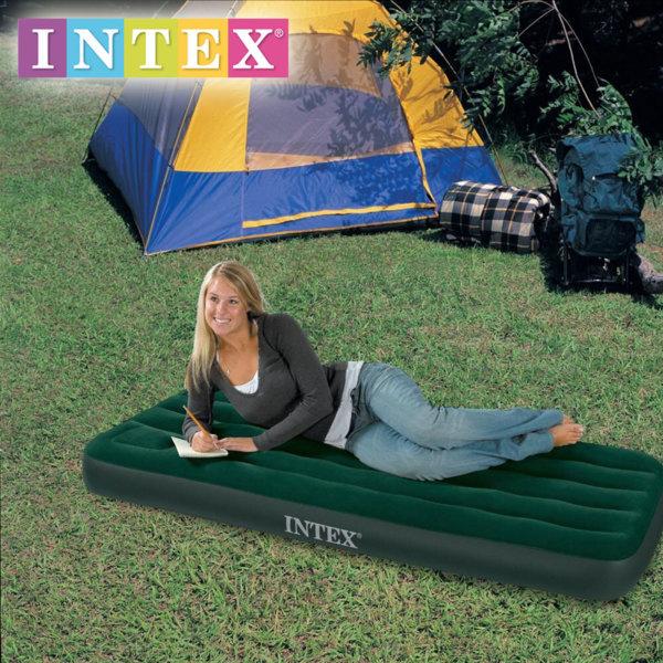 Intex – Надуваем матрак 76x191х22см 66950