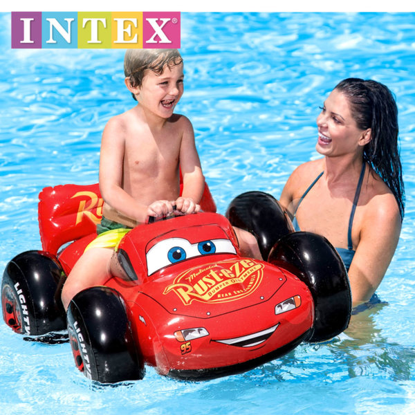 Intex – Надуваема кола Disney Cars 57516