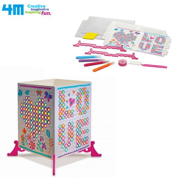 4M Creative toys - Направи сам Лампа мозайка 04618