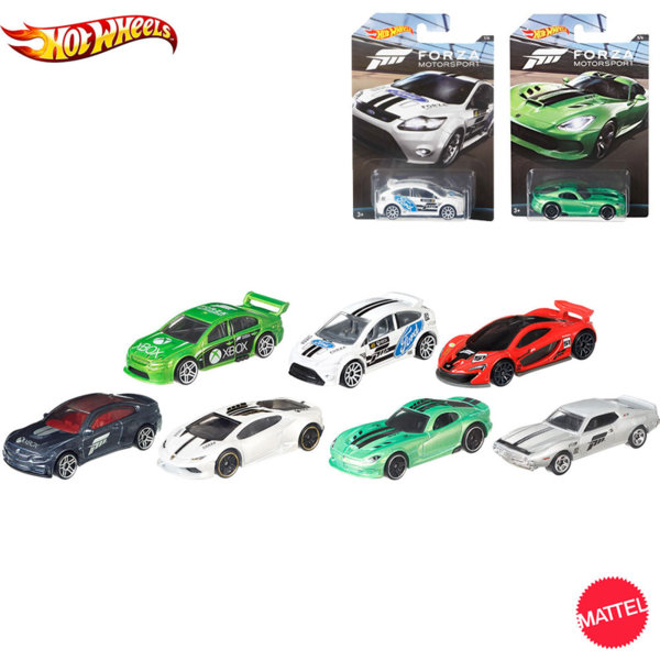 Hot Wheels - Метални колички Forza Motorsport DWF30
