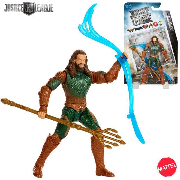 Mattel Justice League - Екшън фигура Аквамен 15.2см FGG60