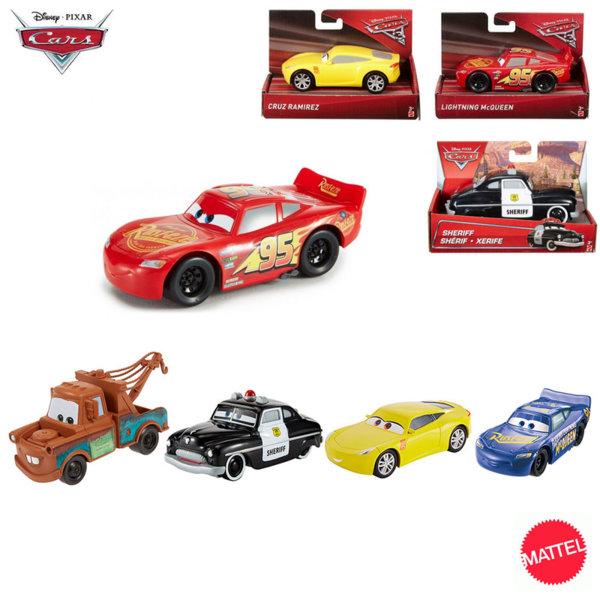 Mattel - Disney Cars Количка Карс асортимент FFN47