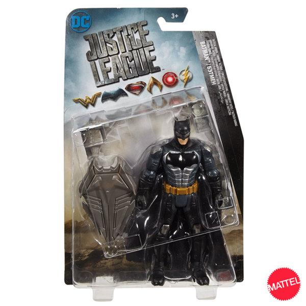 Mattel Justice League - Екшън фигура Батман 15.2см FGG60
