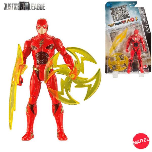 Mattel Justice League - Екшън фигура Флаш 15.2см FGG60
