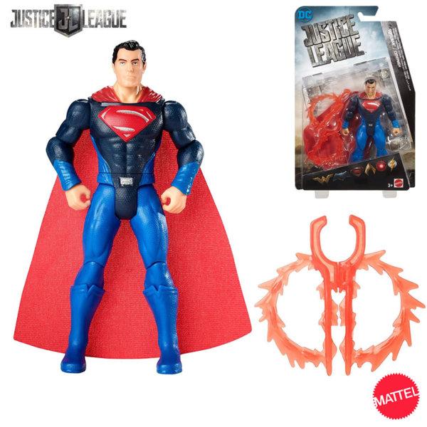 Mattel Justice League - Екшън фигура Супермен 15.2см FGG60