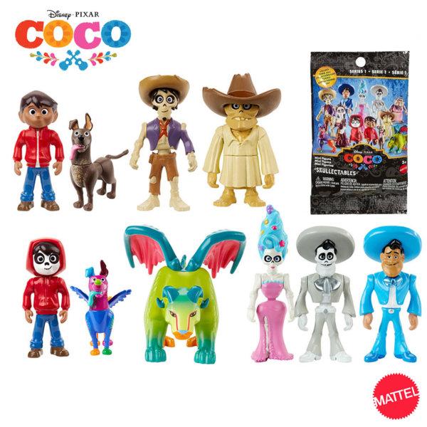 Mattel Disney COCO - Случайна мини фигурка в пликче FLY26