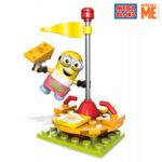 Mega Bloks Minions - Забавен строител Въртележка със сирене FDX72