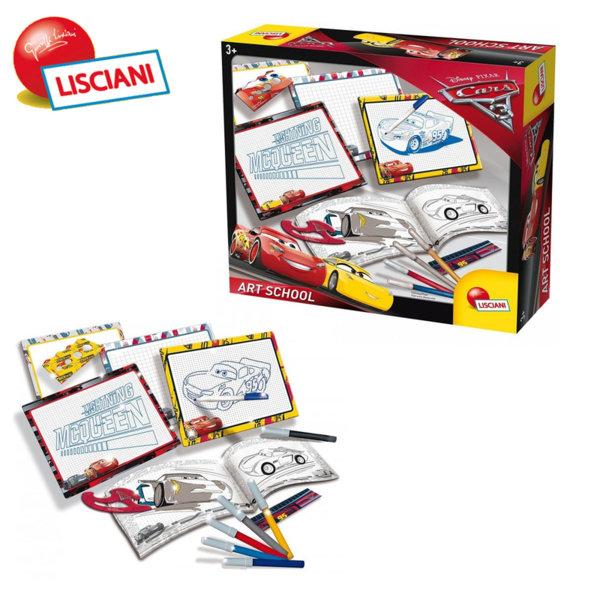 Lisciani Giochi Disney - Детски комплект за рисуване Cars 60368