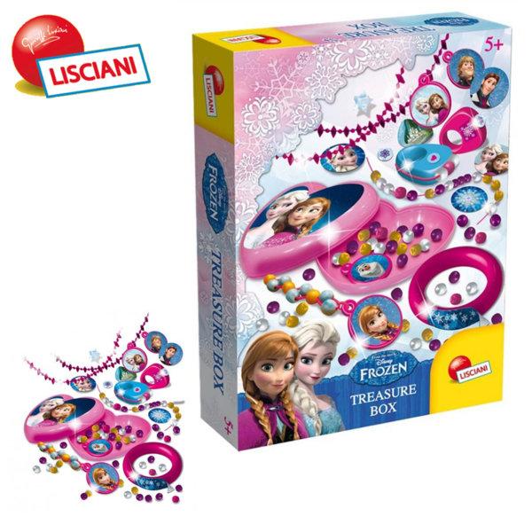 Lisciani Giochi Disney - Направи си бижута FROZEN 51441