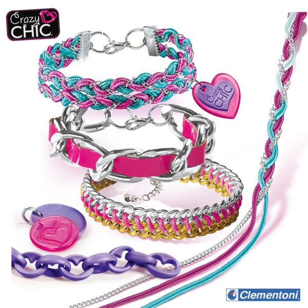 Crazy Chic - Комплект направи си гривна Rock 15134