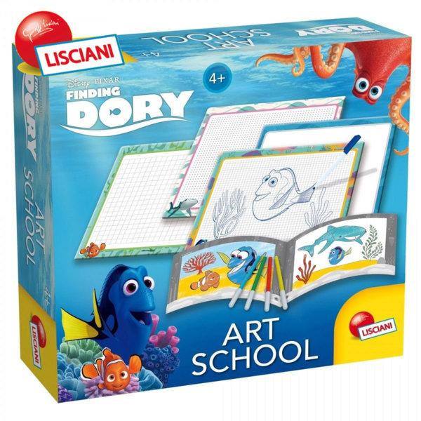 Lisciani Giochi Disney - Детски комплект за рисуване DORY 56101
