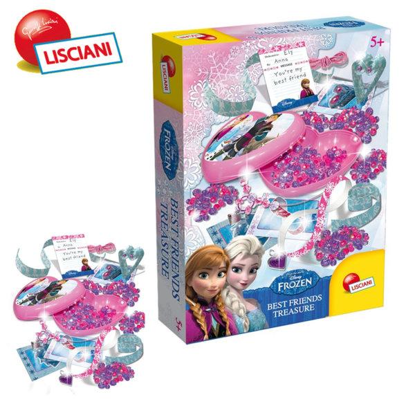 Lisciani Giochi Disney - Направи си бижута Приятелки FROZEN 51472