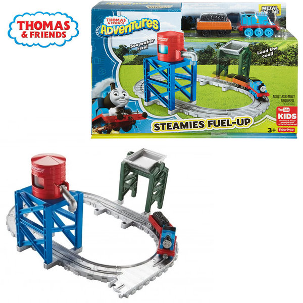 Fisher Price - Влакчето Томас Железопътно трасе Зареждане fbc66