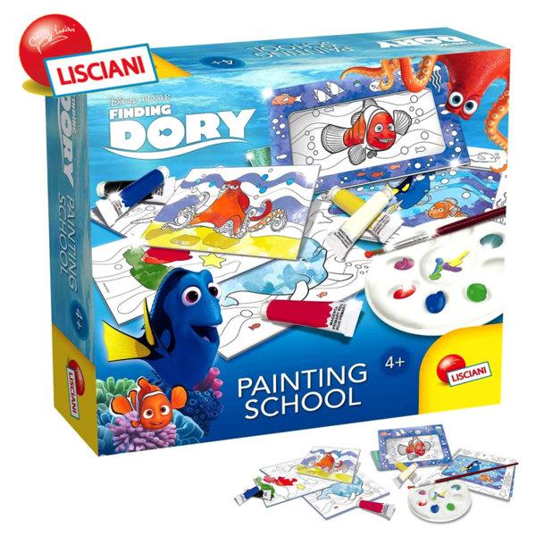 Lisciani Giochi Disney - Детски комплект за оцветяване DORY 54077