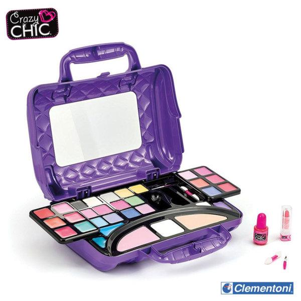 Crazy Chic - Комплект за грим в куфарче 15773