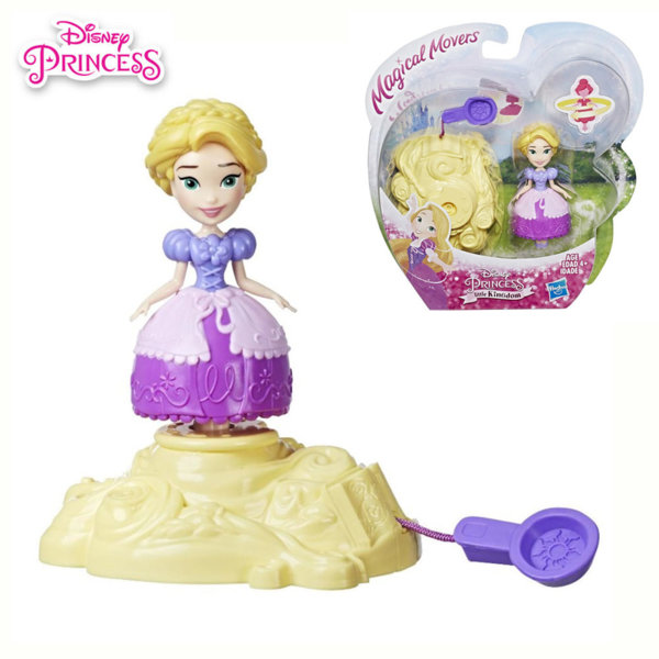 Disney Princess - Въртяща се мини кукла Рапунцел E0067