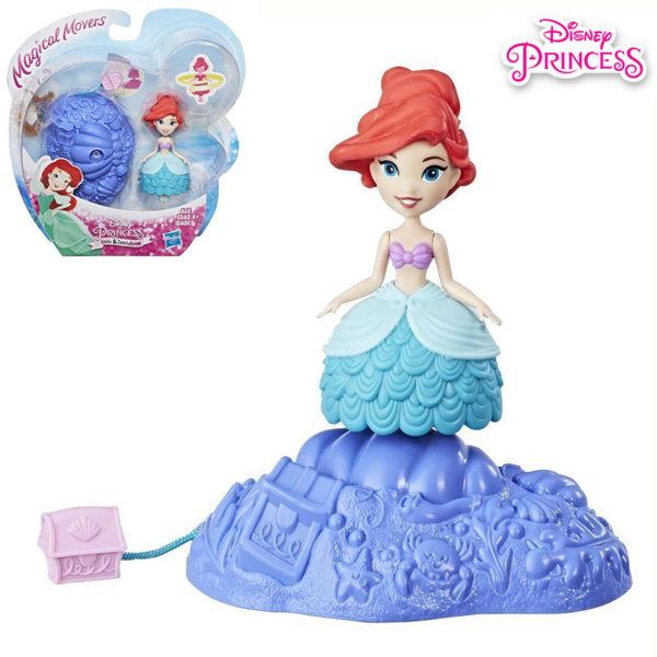 Disney Princess - Въртяща се мини кукла Ариел малката русалка E0067