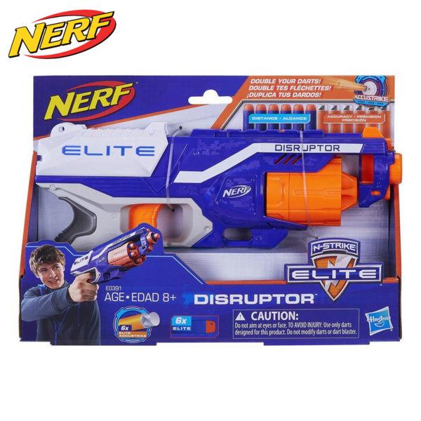 Hasbro Nerf - Нърф Бластер Disruptor AccuStrike E0391