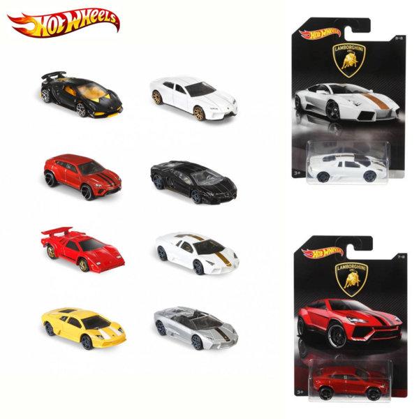 Hot Wheels - Колички Lamborghini асортимент DWF21