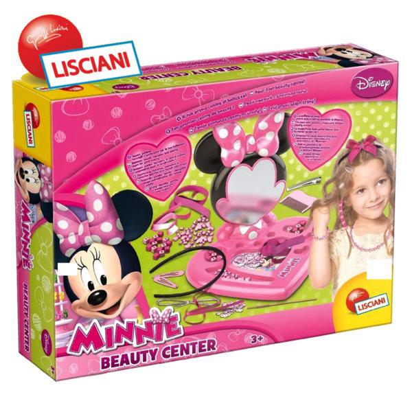 Lisciani Giochi Disney - Център за красота Мини Маус 42876