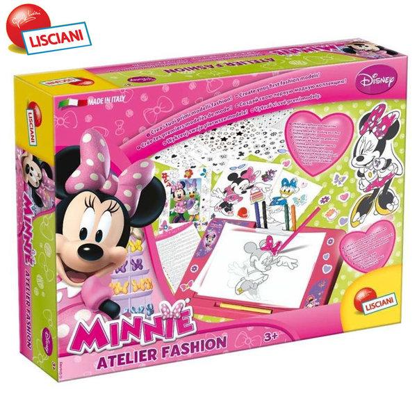 Lisciani Giochi Disney - Модно ателие Мини Маус 40162