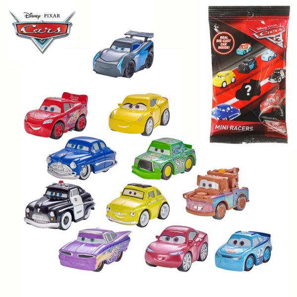 Mattel - Disney Cars Случайна мини количка в пликче FBG74