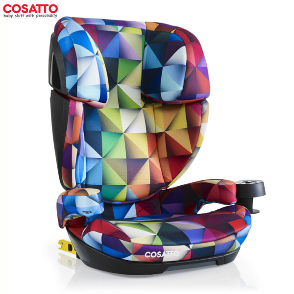 Cosatto - Столче за кола Skippa Fix Spectroluxe (15-36kg) CT3479
