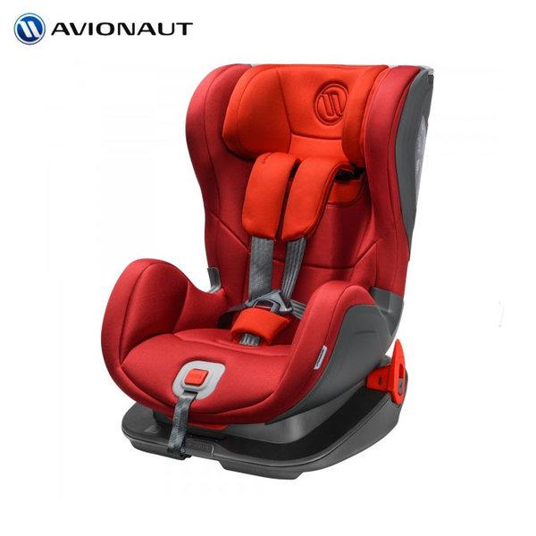Avionaut - Glider Expedition столче за кола 9-25кг EX.01 червено AGX.01
