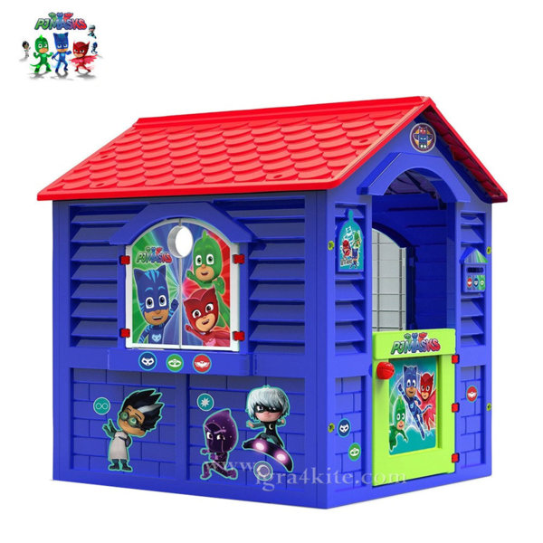 Chicos - Детска къща PJ Masks 89577