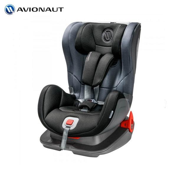 Avionaut - Glider Expedition столче за кола 9-25кг EX.06 тъмно сиво AGX.06