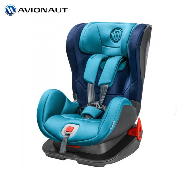 Avionaut - Glider Expedition столче за кола 9-25кг EX.03 синьо AGX.03