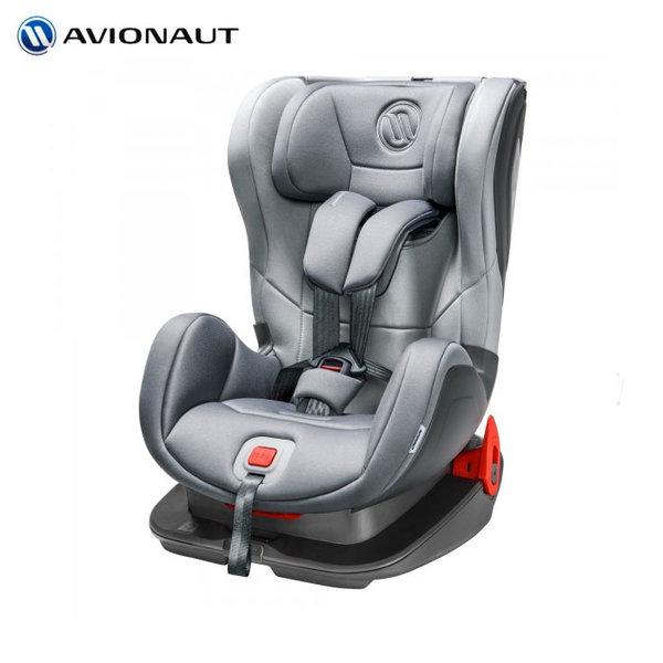 Avionaut - Glider Expedition столче за кола 9-25кг EX.05 сиво AGX.05