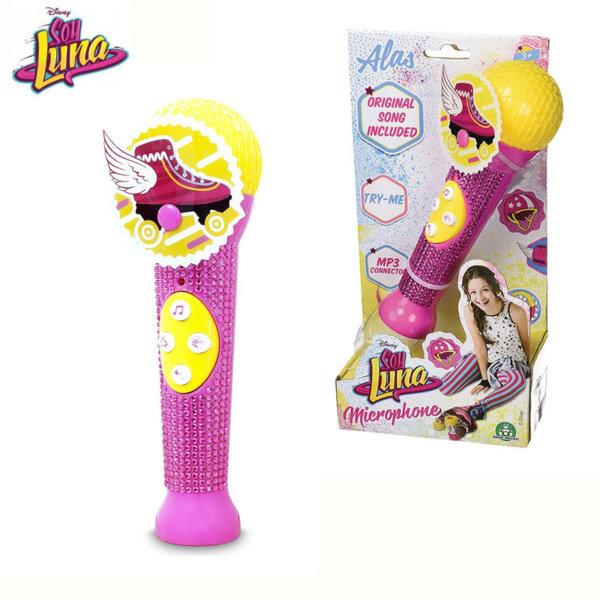 Disney Soy Luna - Детски микрофон Сой Луна 15001/60606