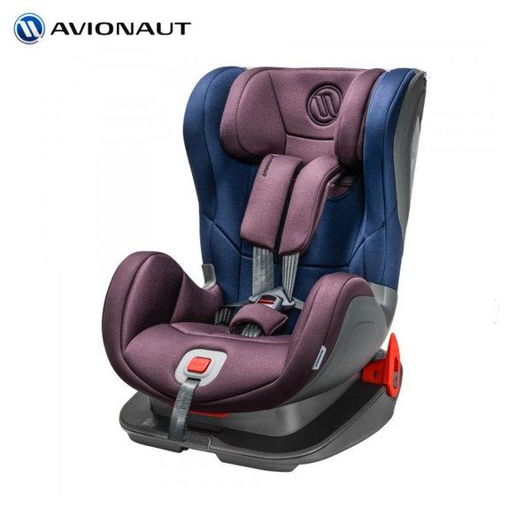 Avionaut - Glider Expedition столче за кола 9-25кг EX.04 синьо/лилаво AGX.04