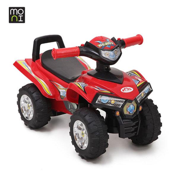 Moni - Детско ATV за яздене 551 червено 101897