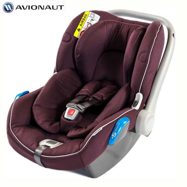 Avionaut - Kite+ Столче кошница за кола 0-13кг K.09 лилаво AGK09