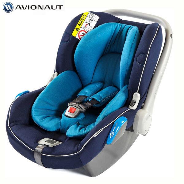 Avionaut - Kite+ Столче кошница за кола 0-13кг K.08 синьо AGK08