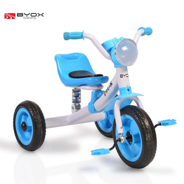 Byox Bikes - Детско колело триколка Felix blue 106101