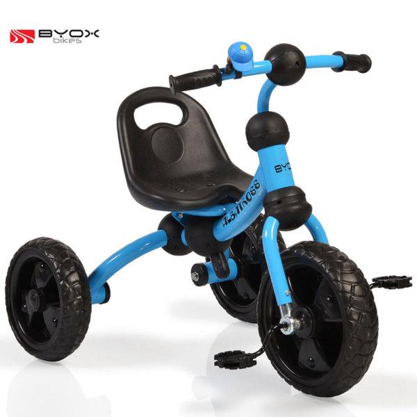 Byox Bikes - Детско колело триколка Albatross blue 106104