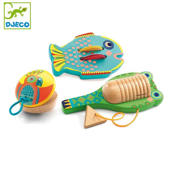 Djeco - Детски музикални инструменти Animambo DJ06020