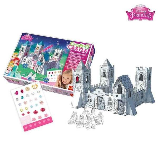 Disney Princess - Сглоби и оцвети Замъка на Принцесите 20081