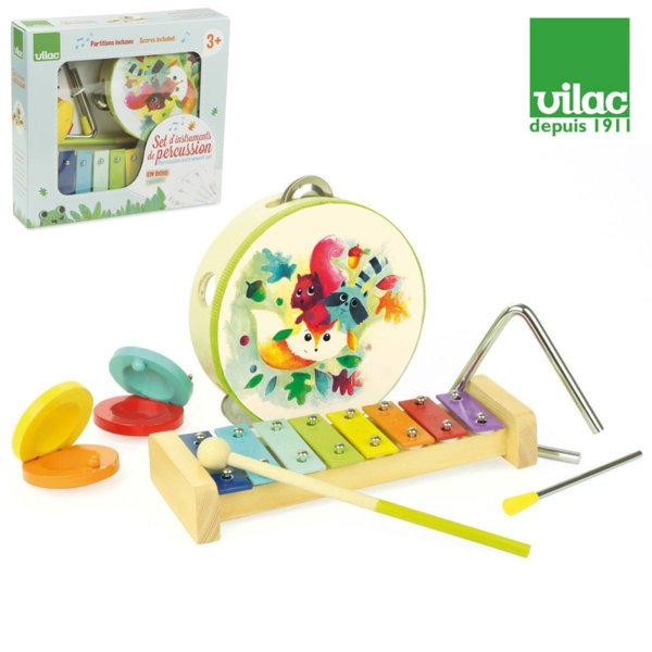 Vilac - Детски дървени музикални инструменти 8351