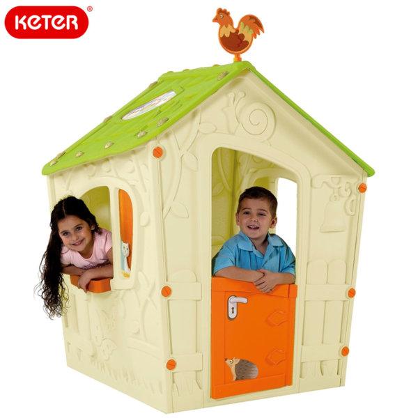 Keter - Детска къща Magic Playhouse 231601