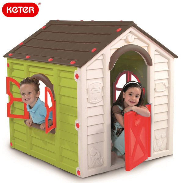 Keter - Детска къща Rancho Playhouse 213085