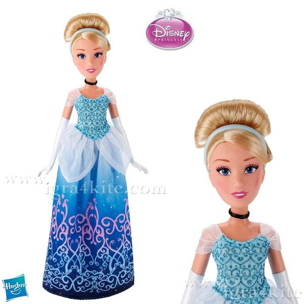 Disney Princess - Кукла Пепеляшка Royal Shimmer B5284